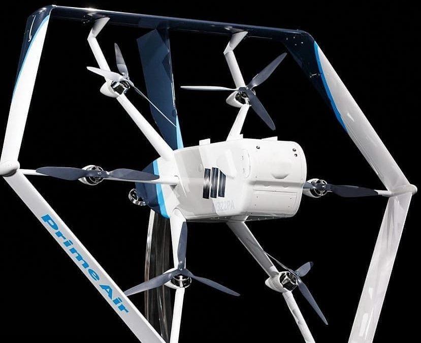 Drones para Entrega de Productos